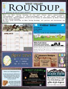 AprilNewsletter2015